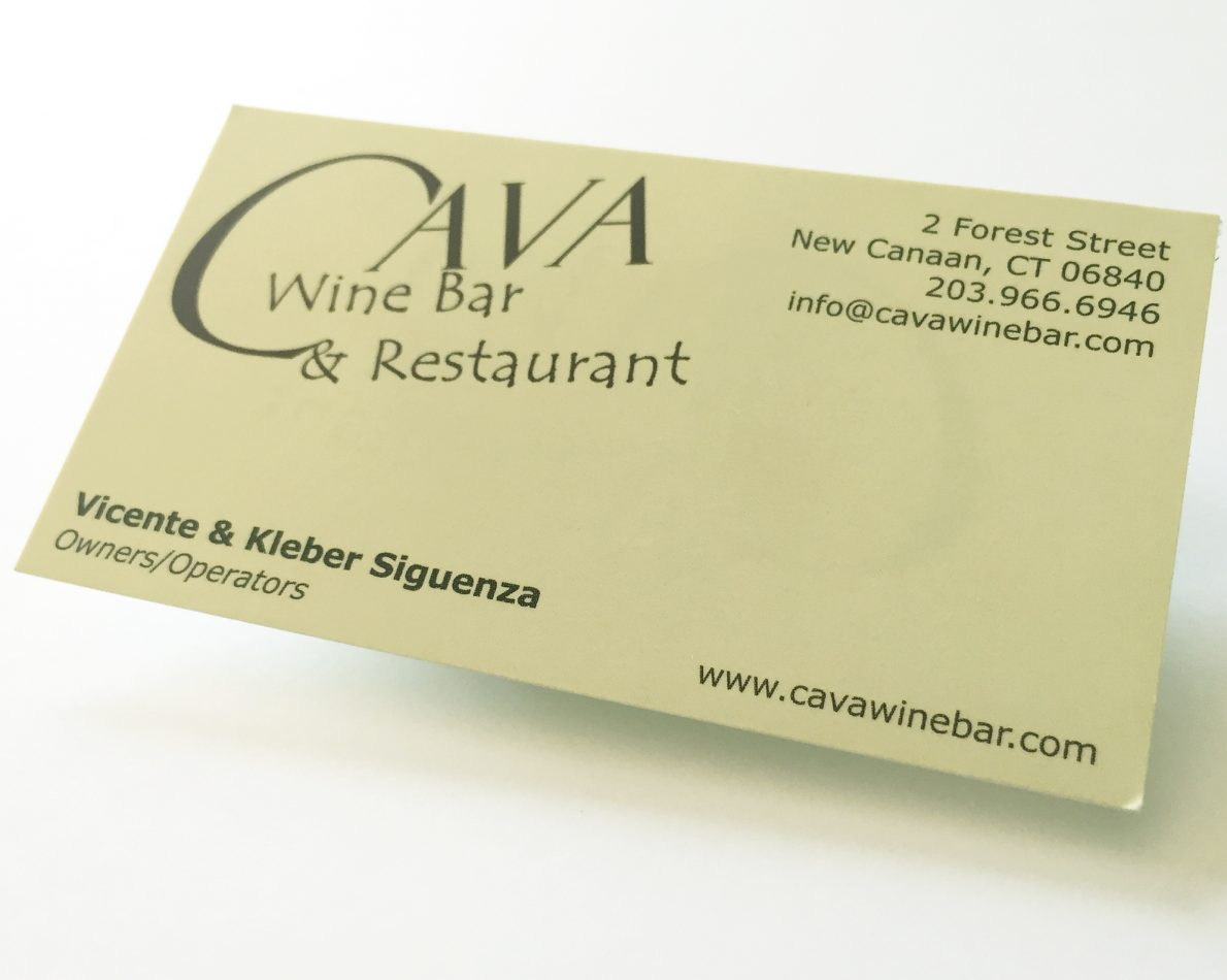 When we first met Cava, we noticed their logo was not connecting with their audiences. It was our pleasure to help them rebrand.