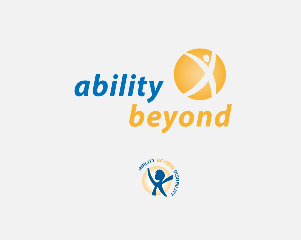 """Ability Beyond's initial company name was """"Ability Beyond Disability."""" Based on our research findings, we recommended removing the negative-sounding """"disability"""" from the brand,—and adopting an approach that celebrates """"ability."""" The old logo had a, with its less-than-positive feel as well, which we thoroughly refreshed to embody become... pPositive imagery, a p. Positive name, and a p. Positive attitude. By focusing on """"ability,"""" the organization is now perceived in a more optimistic light."""